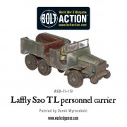Bolt Action - French - Laffly S20 TL Personnel Carrier