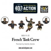 Bolt Action - French - Tank Crew