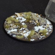 Winter Bases, Oval 120mm (x1)