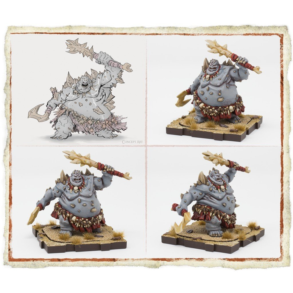 Buy Runewars Miniatures Game : Obscenes Unit Expansion - Board Game