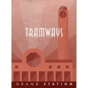 Tramways : Grand Station Red Expansion