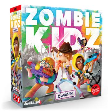 Buy Zombie Kidz Evolution Board Game Scorpion Masqué