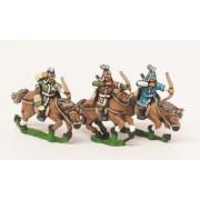 Late 16th Century Korean: Horse Archers