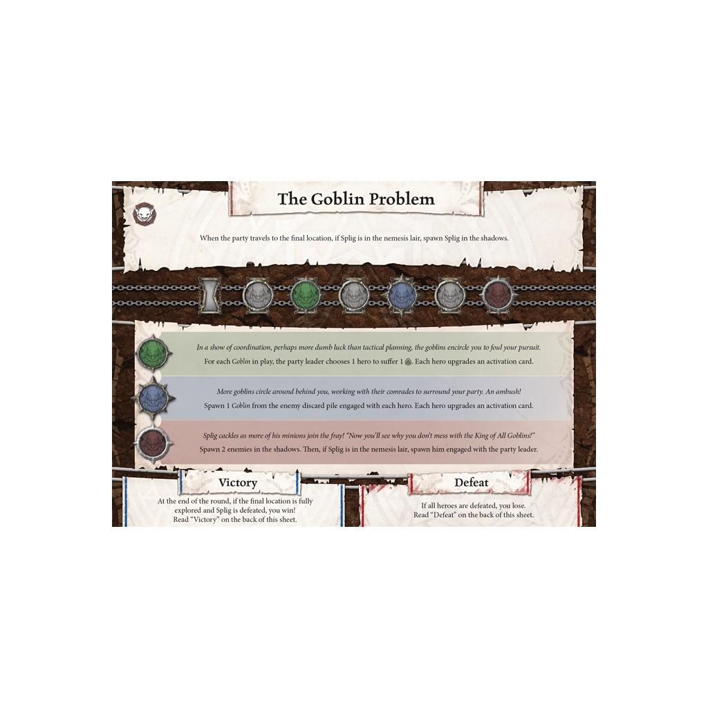 Buy Heroes of Terrinoth - Board Game - Fantasy Flight Games
