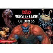 D&D - Monster Cards: Challenge 0-5