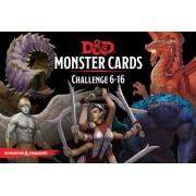 D&D - Monster Cards: Challenge 6-16
