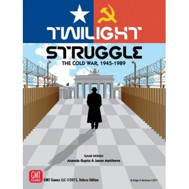 Twilight Struggle Deluxe (Anglais)