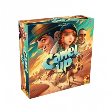 Camel Up – 2nd Edition