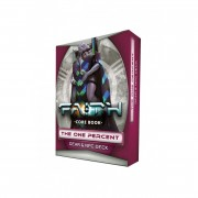 Faith: Core Book - The One Percent: NPC & Gear Deck pas cher