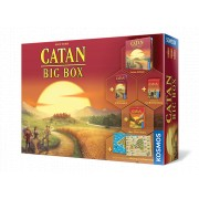 Catan - Big Box pas cher