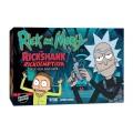 Rick and Morty - The Rickshank Rickdemption Deck Building Game 0
