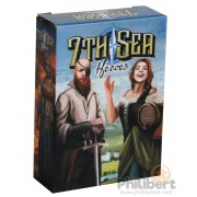 7th Sea 2nd Ed. - Deck of Heroes pas cher