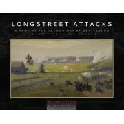Longstreet Attacks: The Second Day at Gettysburg - Ziploc Edition