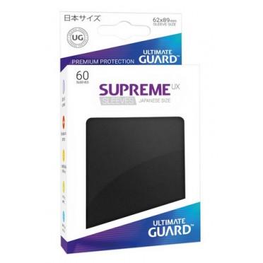 60 Sleeves - Supreme UX Sleeves Japanese :