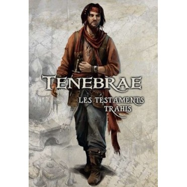 Tenebrae - Les Testaments Trahis :  Aventures en Bohême