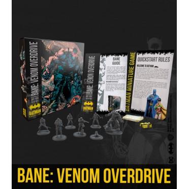 Batman - Bat-Box Starter - Bane: Venom Overdrive