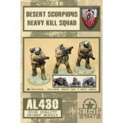 Dust - Desert Scorpions Heavy Kill Squad