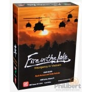 Fire in the Lake - 2nd Printing