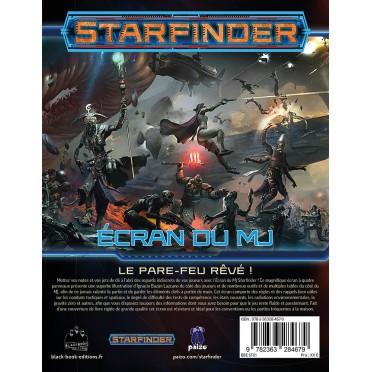 Starfinder - Ecran du Mj