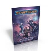Boite de Starfinder - Dossier de Personnage