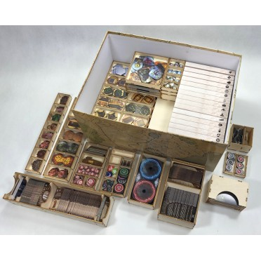 Buy Organizer Gloomhaven Second Edition Board Game