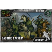 The Other Side - Abyssinia Unit Box - Basotho Cavalry