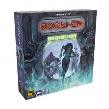 Room 25 (Deuxième Édition)