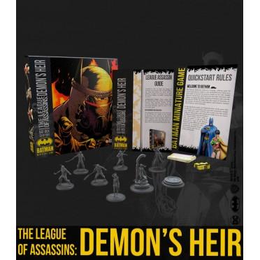 Batman - Bat-Box Starter - The League of Assassins : Demon's Heir