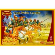 Cavalerie Noble Goths plastique