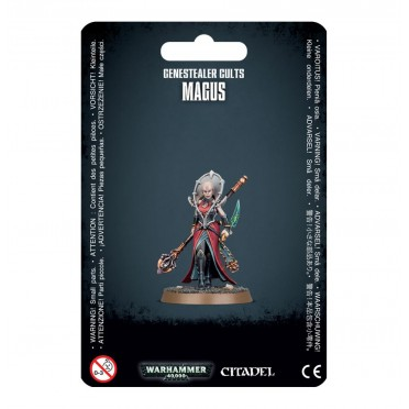 W40K : Genestealers Cults - Magus