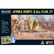 Bolt Action  - German - Afrika Korps 8.8cm Flak 37