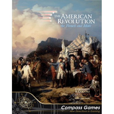 Commands & Colors Tricorne - The French & More!