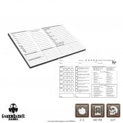 Folklore - Character Record Pads