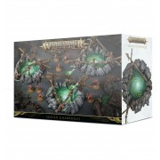 Age of Sigmar : Décors - Skavens Gnawholes