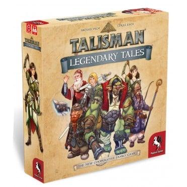 Talisman : Legendary Tales