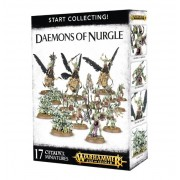 Age of Sigmar : Start Collecting - Daemons of Nurgle