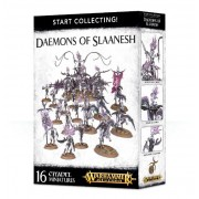 Age of Sigmar : Start Collecting - Deamons of Slannesh