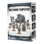 W40K : Start Collecting - Militarum Tempestus