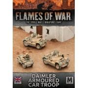 Daimler Armoured Car Troop