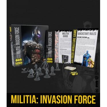 Batman - Bat-Box Starter - Militia: Invasion Force