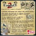 Complots 2 3