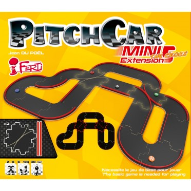 PitchCar Mini Extension 5 : The Cross