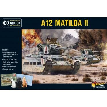 Bolt Action - A12 Matilda II Infantry Tank