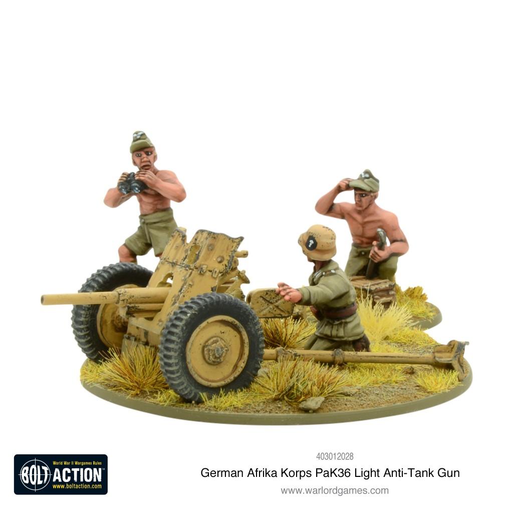 Buy Bolt Action - German - Afrika Korps Pak 36 Light Anti