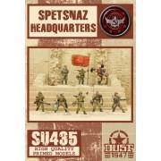 Dust - Spetsnaz Headquarters