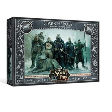 Le Trône de Fer : le Jeu de Figurines - Héros Stark I