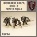 Dust - Gorilla Pioneer Squad 0