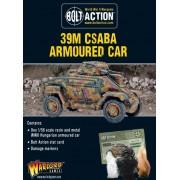 Bolt Action  - Hungary - 39M Csaba Armoured Car