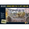 Bolt Action  - German - German Heer Pak 43 Anti-Tank Gun 0