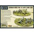 Bolt Action  - German - German Heer Pak 43 Anti-Tank Gun 5